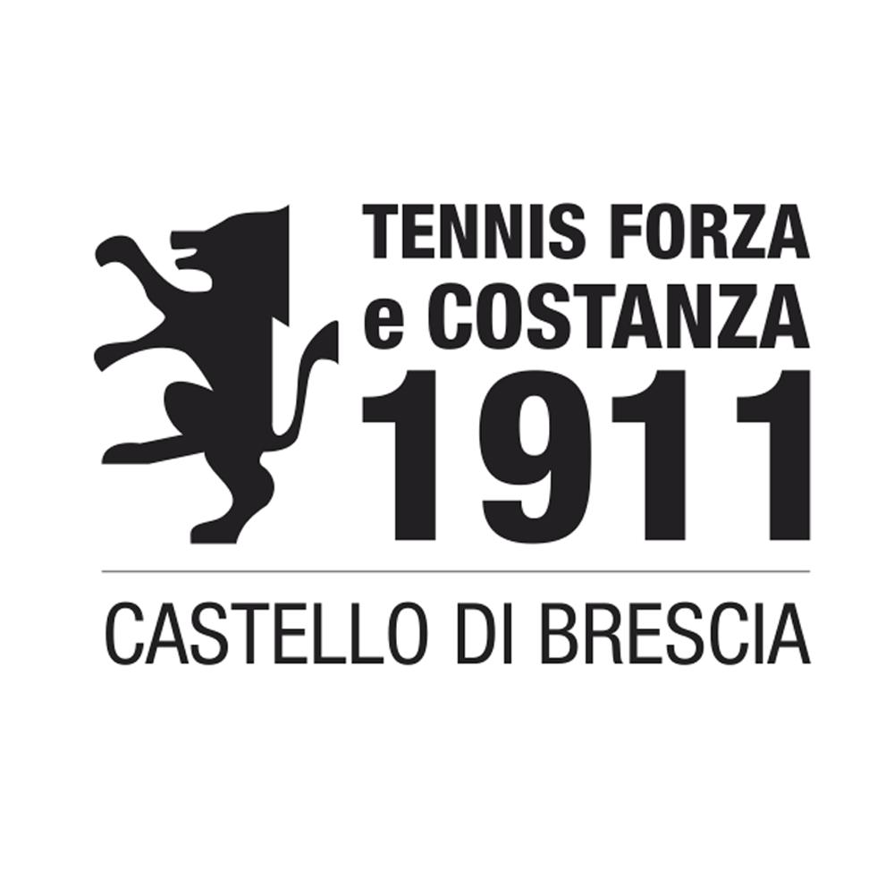 Logo Forza e Costanza Brescia