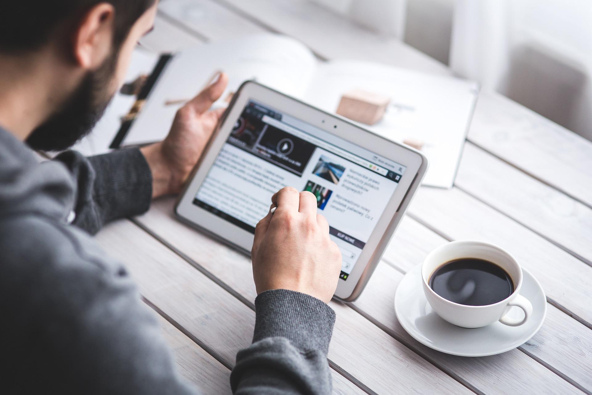 Content marketing, i contenuti al primo posto