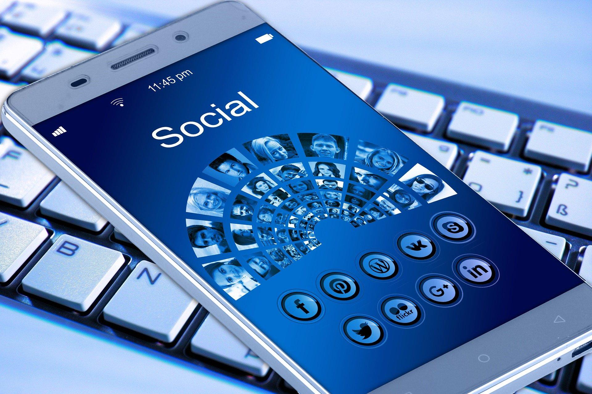 Social Network gestione attività sportive 1
